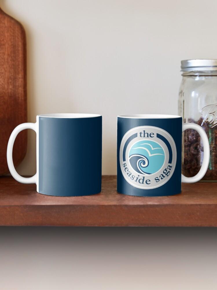 Alternate view of Seaside Saga - Official Merchandise Mug