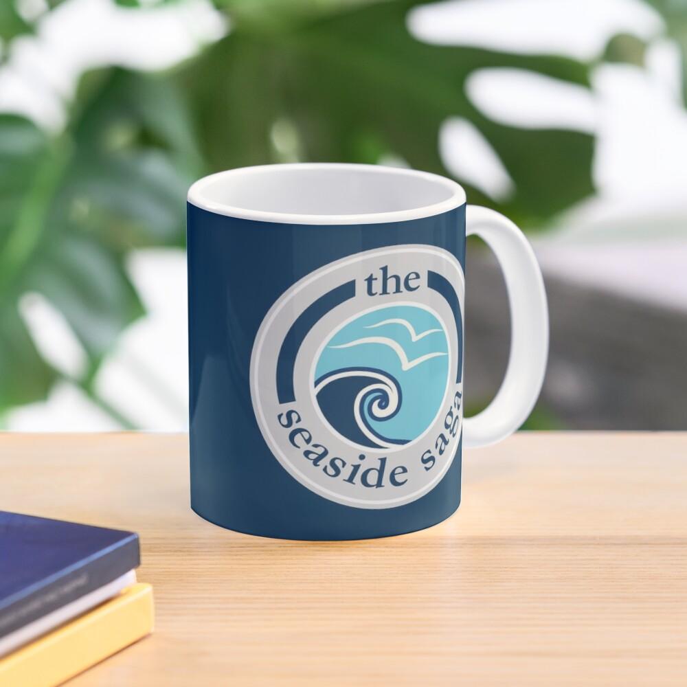 Seaside Saga - Official Merchandise Mug