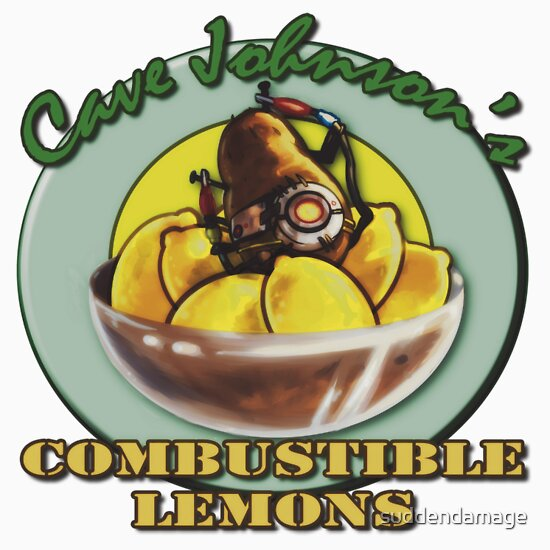TShirtGifter presents: Combustible Lemons