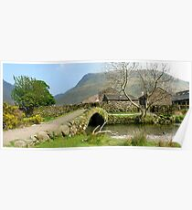 Packhorse Bridge, Wasdale Head Poster