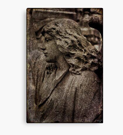 The Stone Angel Canvas Print