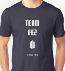 Doctor who - Team Fez T-Shirt