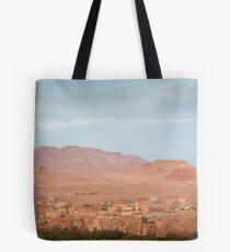 Tinerhir Sunset Tote Bag
