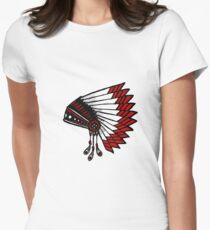 War Bonnet Women's Fitted T-Shirt