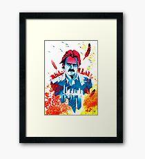 True Detective: Ray Velcoro Framed Print