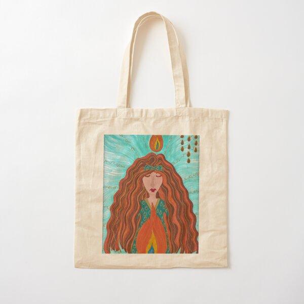 Passion Cotton Tote Bag