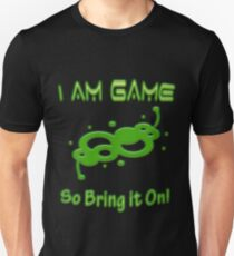 Gamer Slogan Unisex T-Shirt