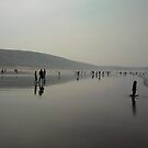 Woolacombe Beach Frolicks by Hucksty
