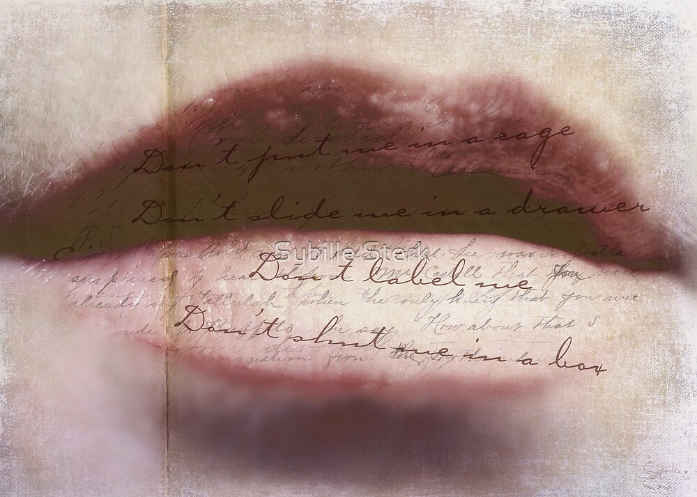 Read My Lips by Sybille Sterk