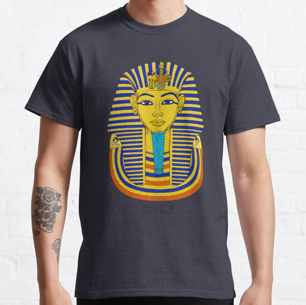 TUTANCHAMUN I Pharao Totenmaske Classic T-Shirt