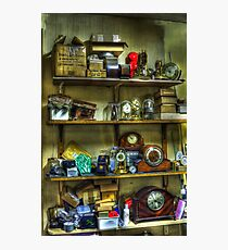 The Horologists Photographic Print
