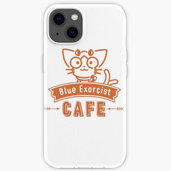 Blue Exorcist Cafe iPhone Soft Case