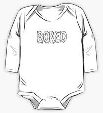 BORED One Piece - Long Sleeve