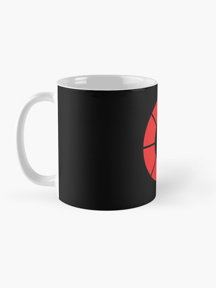 Alternate view of Autoblog Tachometer Logo Inverted Mug
