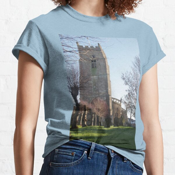 The Parish Church Of St.Michael And All Angels, Highworth Classic T-Shirt