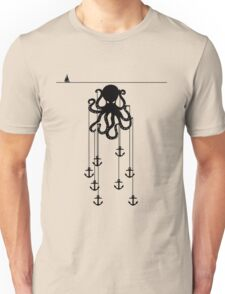 Octopus summer at sea T-Shirt