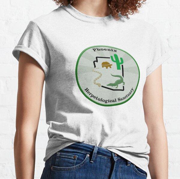 Phoenix Herpetological Sanctuary Logo Classic T-Shirt
