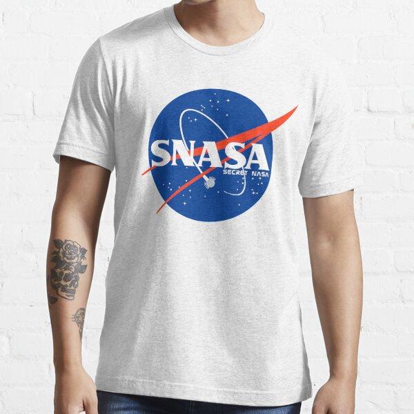 SNASA - Secret Nasa Essential T-Shirt