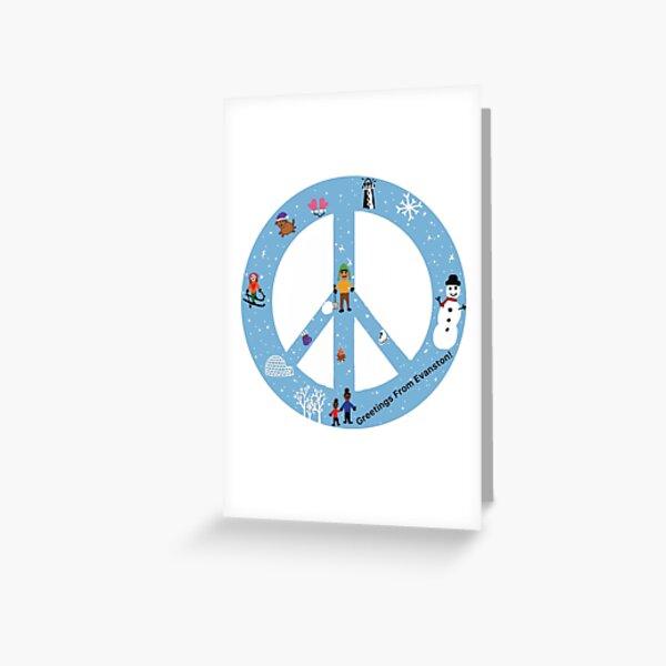 Olivia's Design [Mayor's Pick] Greeting Card