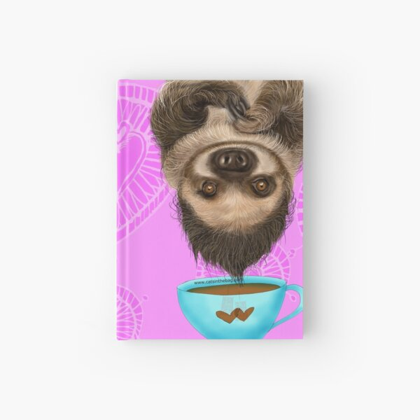 WHAT MY COFFEE SAYS TO ME MARCH 28 2019 Hardcover Journal