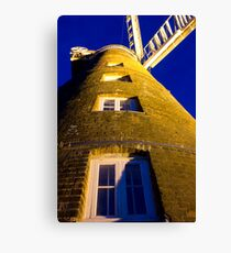 Up the Mill Canvas Print