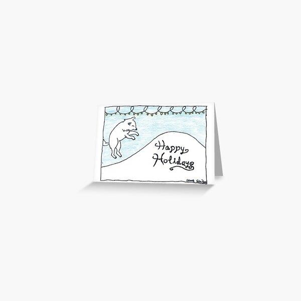 Lenora's Design Greeting Card