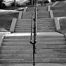 Historic Stairs by Laurie Perry