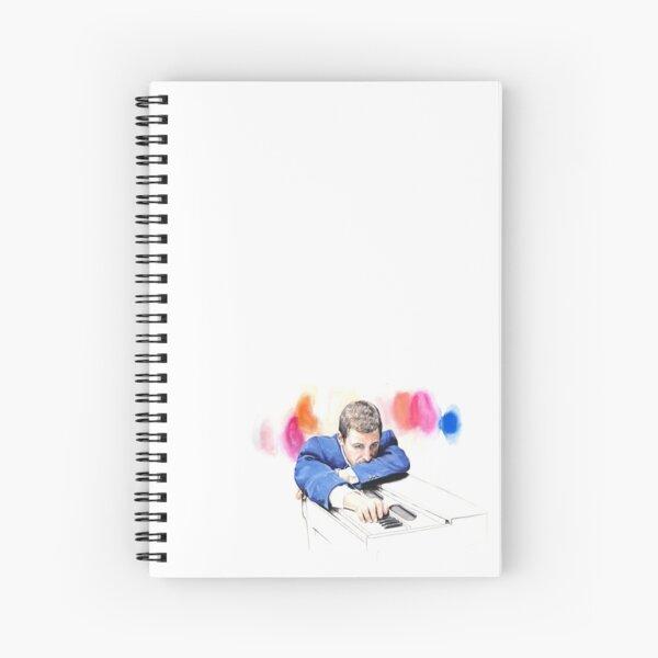 Punch Drunk Spiral Notebook