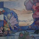 Ribbons through my mind by Ellen Keagy