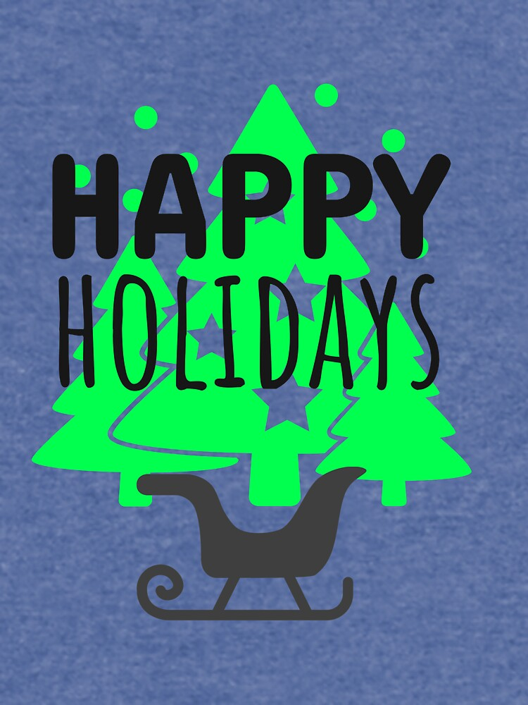Happy Holydays Shirts by ds-4