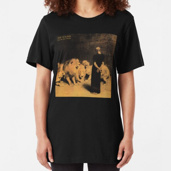 From the lion's mouth Slim Fit T-Shirt