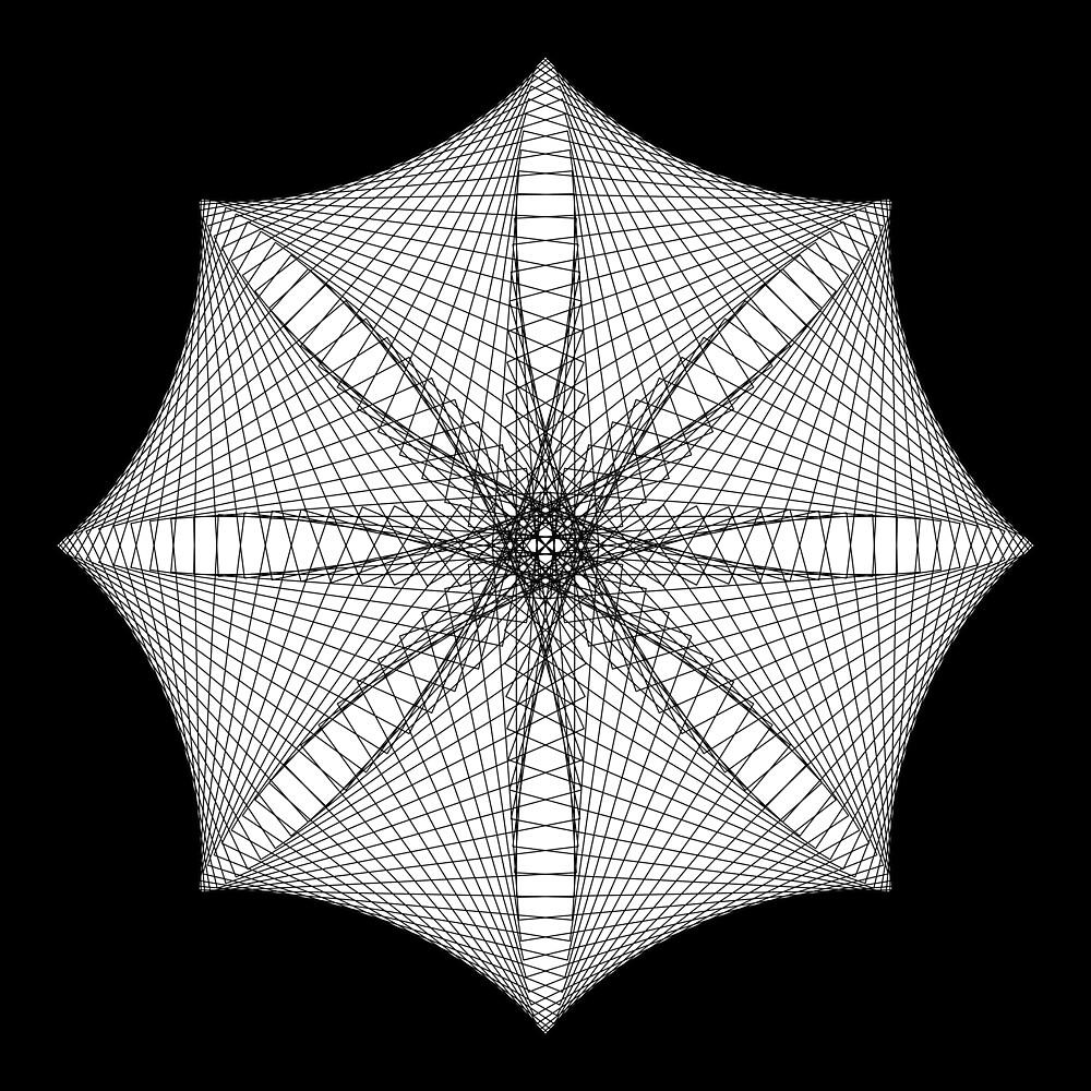 Spirograph 270-60-249 by Rupert Russell