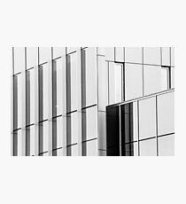 Building Detail - Architecture Photographic Print
