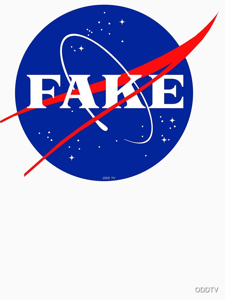 NASA Fake Logo by ODDTV