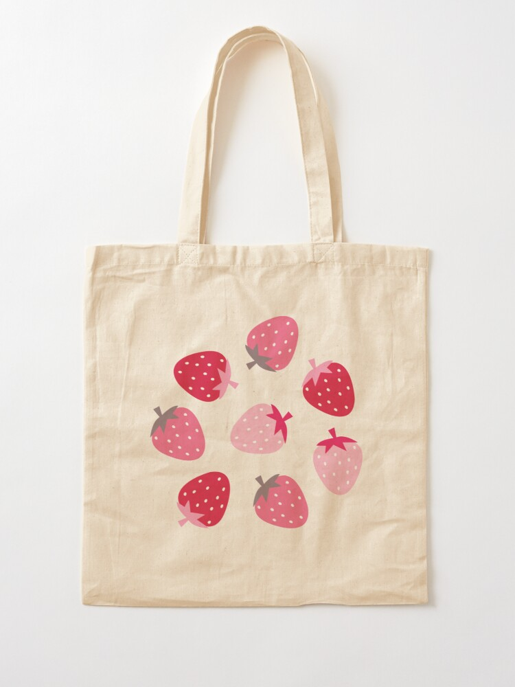 Alternate view of Strawberry Fields Tote Bag
