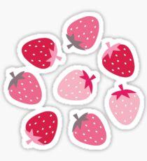 Strawberry Fields Sticker