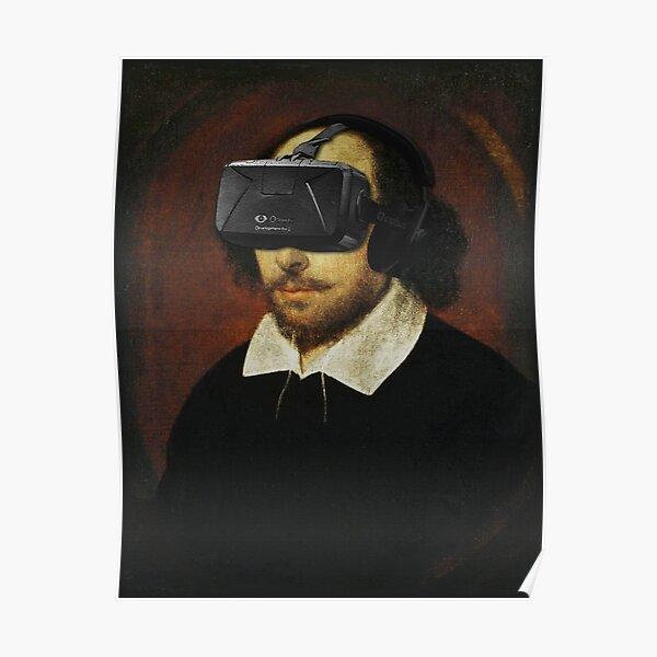 Shakespeare VR Poster