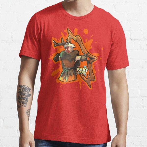 Raid.Land Druid Orange Essential T-Shirt