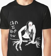 Can I Help You? Graphic T-Shirt
