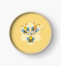 Save The Bees Clock