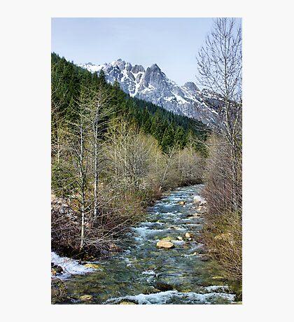 Castle Creek Photographic Print