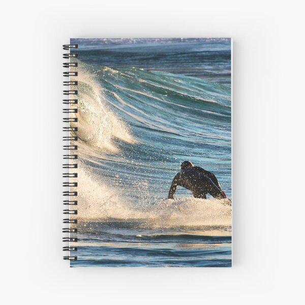 Rip Curl Spiral Notebook