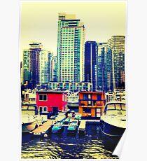 Vancouver's Magic Charm no. 70 Poster