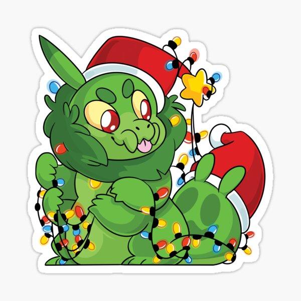 Christmas Krittle Sticker