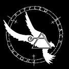 Crippled Black Phoenix 2015 A.D. (White V.2) by matthewdunnart