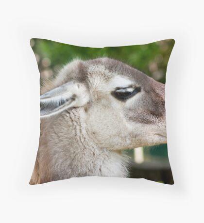 My Best Side Throw Pillow