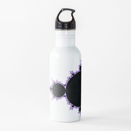 Mandelbrot 002 Water Bottle