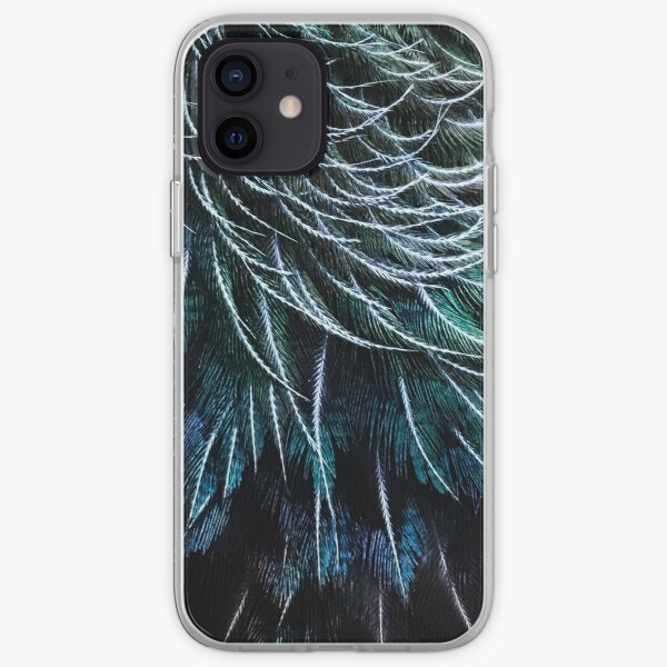 Tui Feathers iPhone Soft Case