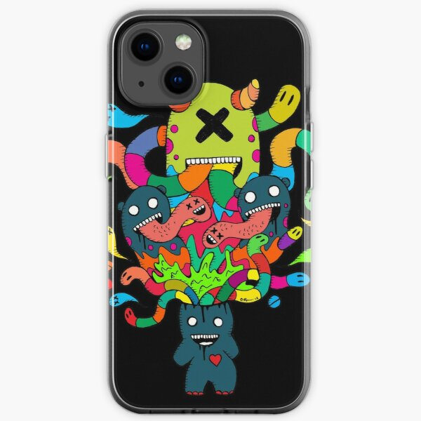 Monster Brains iPhone Soft Case