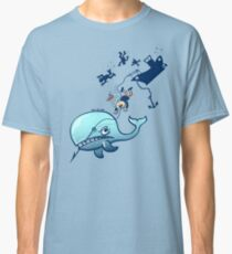 Whales are Furious! Classic T-Shirt